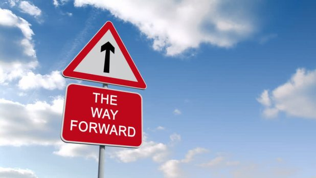 way forward sign1